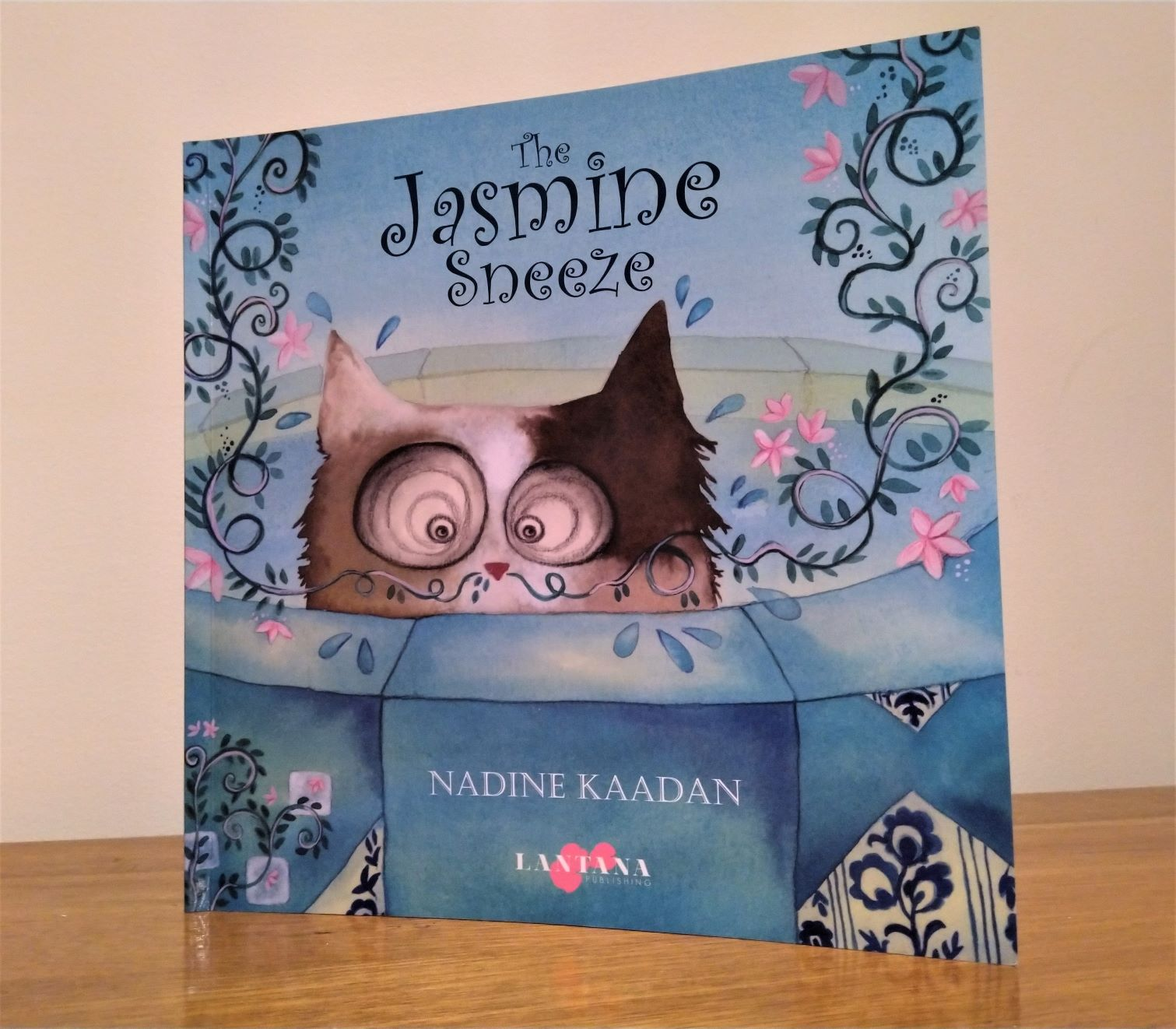 The Jasmine Sneeze by Nadine Kadaan.