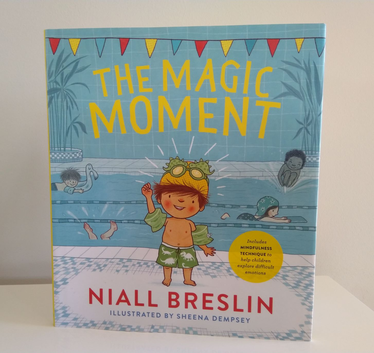 The Magic Moment cover